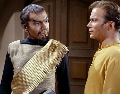 Kor et Kirk épisode les arbitres du cosmos