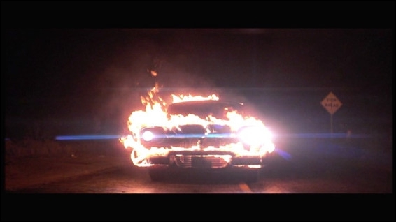 Christine brûle de colère