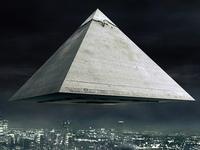 la pyramide au-dessus de New-York dans Immortal ad vitam