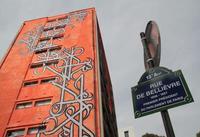 Tour Paris 13 expo éphémère avant démolition le 31 octobre