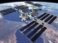 ISS station spiatiale internationale