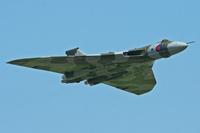 superbe bombardier stratégique AVRO VULCAN utilisé par la RAF (1953-87)