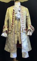 costume au XVIII 2.