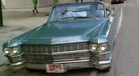 top classe Cadillac DeVille 1964 de ricardo Tubbs