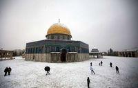 jerusale sous la neige1