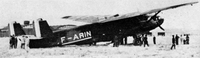 Farman-223-4 le ''Jules Verne'' raid glorieux equipage du Commandant Daillère en 40 sur Berlin