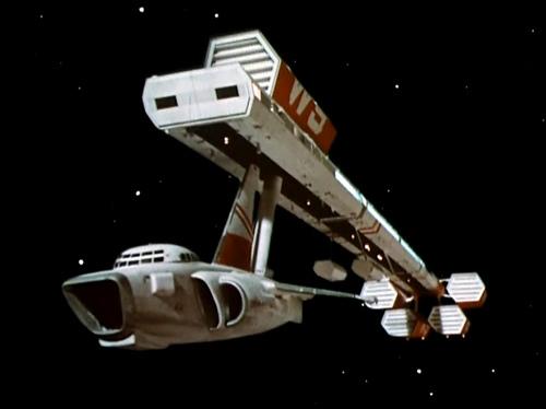 vaisseau de transport saturn 3