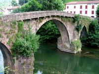 vieux pont  noblia de Bidarray