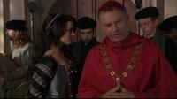 anne boleyn et le cardinal Wolsey (les Tudors)