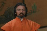 Père (jésuite) martin Alvito (Damien Thomas, série Shogun)