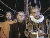 le capitaine fourbe du bateau noir propose d'aider Toranaga....