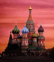 cathédrale St Basile le Bienheureux, Moscou, 1554