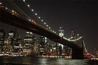 pont de brooklyn la nuit août 2012 (photo de ptitrouk)