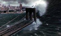 le pont de brooklyn en prend un coup dans Deep Impact