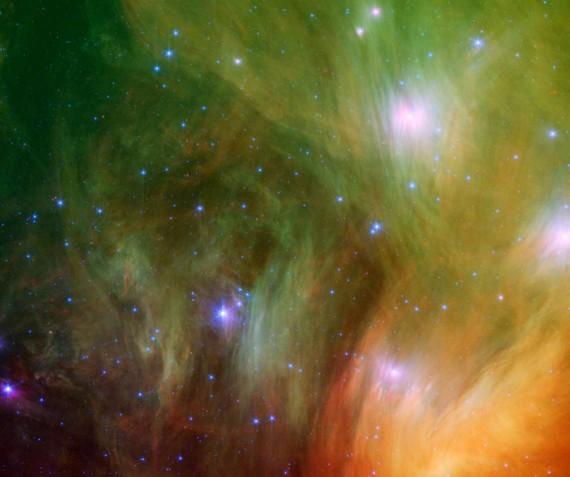 M45 nébuleuse des pleïades