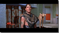 Hamar, Grand Prêtre d'Egypte (Alex Minotis, La Terre des Pharaons, 1955)