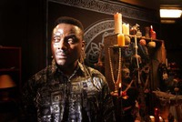 offrandes à Ogun pour rien (Charles Abomeli, la Fureur dans le sang, épisode Nocebo)