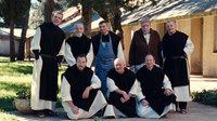 les moines de Tibéhirine dans l'excellent film de Beauvois
