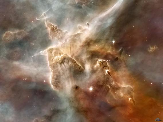 Eta Carinae la Nébuleuse de la Carène