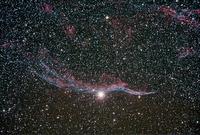 NGC7662 dentelles du cygne [photo de christian hennes]