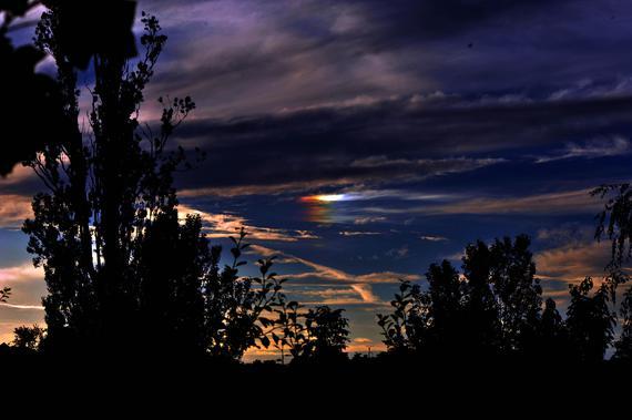 arc en ciel au-dessus de Toulouse |webastro]
