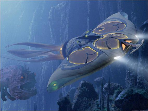 l'étoile sous-marine