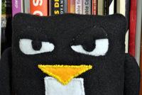 Doudou pingouin avocat 3