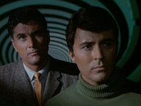 The Time Tunnel robert colbert et james darren