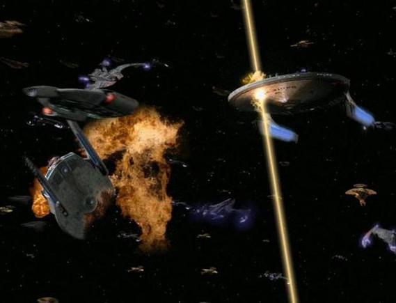 ça chauffe pour l'USS sitak et l'USS majestik