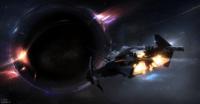 vaisseau d'exploration Carrack