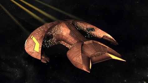 vaisseau ferengi