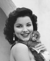 Debra Paget danseuse et actrice en 1947