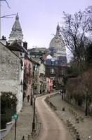 montmartre, rue1