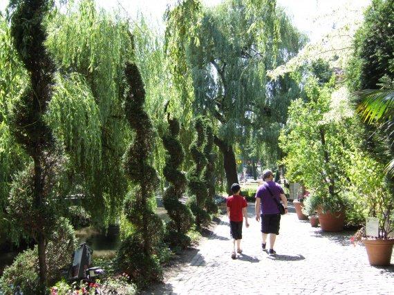 pour les amoureux de promenade et de verdure
