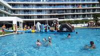 piscine de l'hôtel Anabel