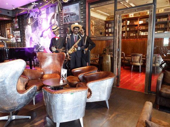 hôtel Bell rock bar