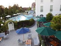 hôtel Bell Rock vue sur piscine