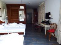 hôtel Bell Rock chambre