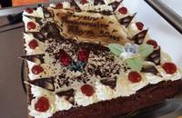 Gâteau acheté anniversaire papa
