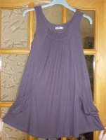 robe tunique TAO TBE 10 ans, 4 euros