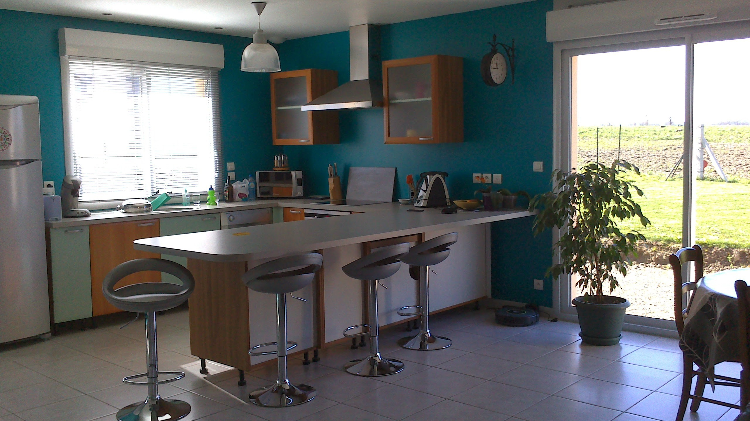 Habillage De Meuble De Cuisine habillage meuble de cuisine - décoration - forum vie pratique