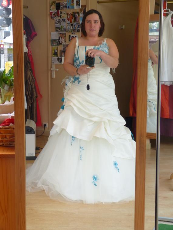 enfin ma robe