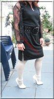 robe noir habille 3