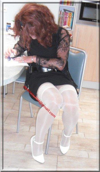 robe noir habille 58