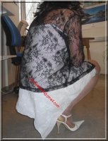 robe banche
