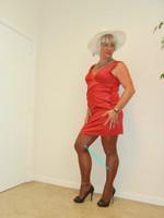 Robe rouge Lola Liza 4