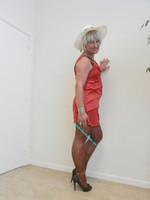 Robe rouge Lola Liza 11