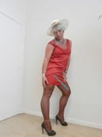 Robe rouge Lola Liza 22
