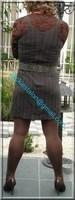 robe maron ligne 2