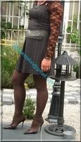robe maron ligne 3